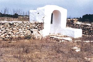 L´aljub d´en Jai, a Formentera. Foto: Joan Marí Cardona / <em>Formentera. Documentació i paisatges</em>.