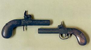 El catxorrillo era una arma curta molt utilitzada a les Pitiüses.