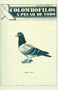 L´afició a la columbofília a Eivissa va fer néixer la revista <em>Colombófilos a pesar de todo</em>.