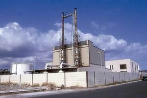 La dessaladora de la ciutat d´Eivissa, situada a la zona des Gorg, va entrar en funcionament l´any 1994. Foto: Raymar.