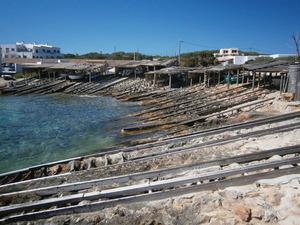 Escars des Caló, Formentera. Foto: Felip Cirer Costa.