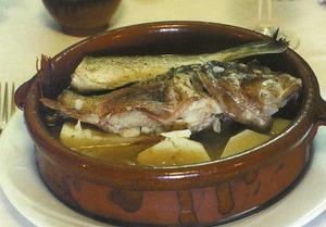 Un plat de la gastronomia pitiüsa: bullit de peix. Foto: cortesia de<em> Diario de Ibiza</em>.