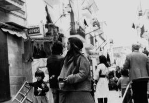 En un sentit estricte, la presència del moviment hippy a les Pitiüses abraça el període 1968-71, encara que després continuà la seua influència en la societat illenca. Foto: Marià Planells Cardona.