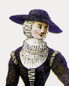 Coll de lletugueta, segons dibuix de Rodríguez i Albuerne (1801). Foto: Lena Mateu Prats.
