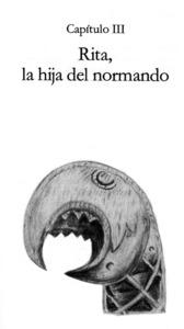 Normand. Il·lustració del llibre <em>Rita, la hija del normando</em>, del mestre formenterer Francesc Masdeu.