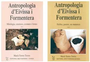 Sociologia. L´<em>Antropologia d´Eivissa i Formentera</em>, de Mari&agrave; Torres, m&eacute;s que una visi&oacute; material de la cultura, busca un enfocament comparatiu i anal&iacute;tic de la cultura popular.