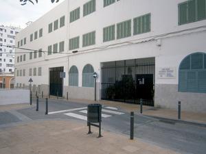 El convent i l´escola de les germanes trinitàries a Sant Antoni de Portmany. Foto: EEiF.