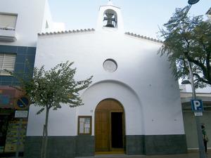La capella de Lourdes, a Santa Eulària des Riu, regentada per les germanes trinitàries. Foto: EEiF.
